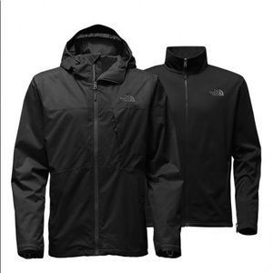 North face Arrowood Triclimate jacket (women's)